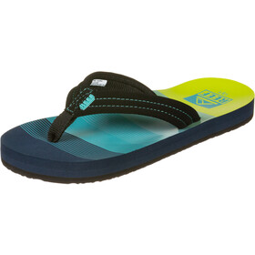Reef Kids Ahi Flip-flopit Lapset, aqua/green
